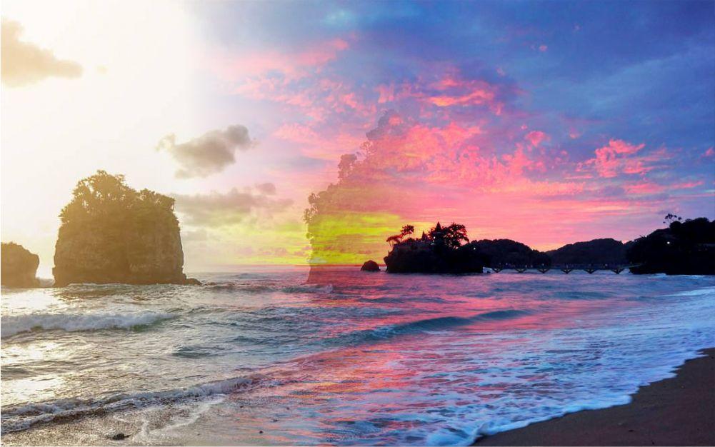 5 tempat wisata Pantai di Malang
