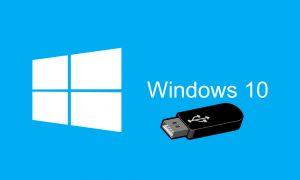 Cara Install Ulang Laptop dengan Menggunakan Flashdisk 4GB Windows 10