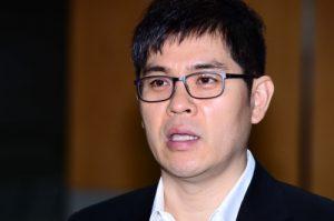 Kim Yong Man judi