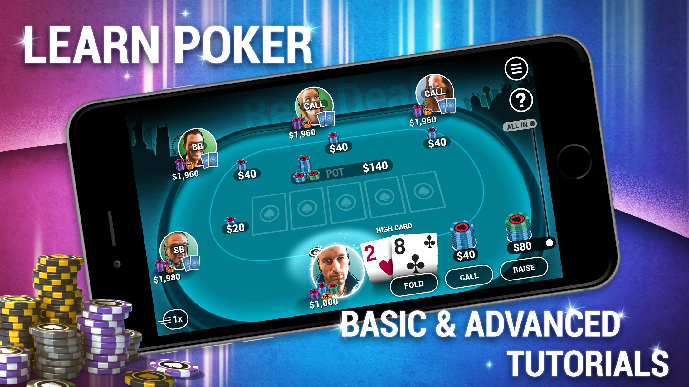 tutorial game poker android terbaik