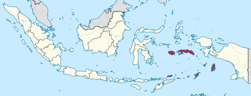 Nama Daerah Maluku