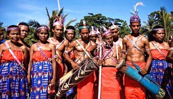 Orang Maluku Memiliki Badan Atletis