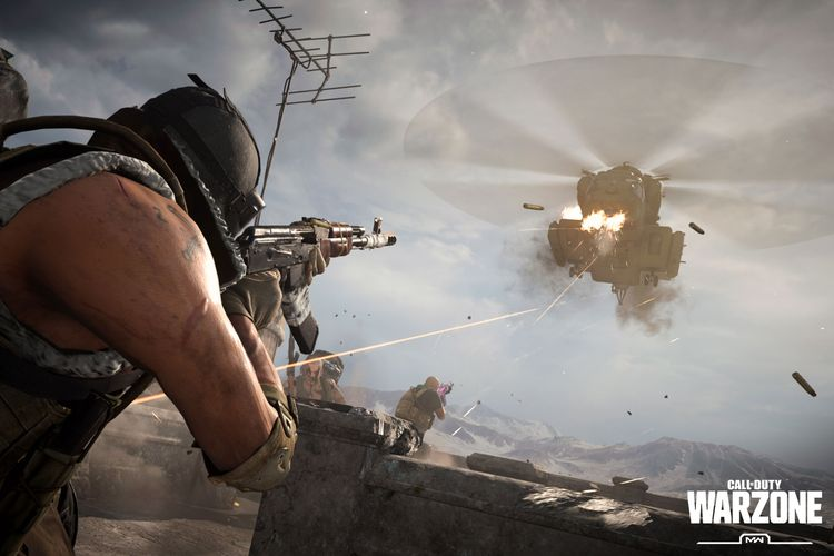 Call of Duty: Warzone Review by Its Visual