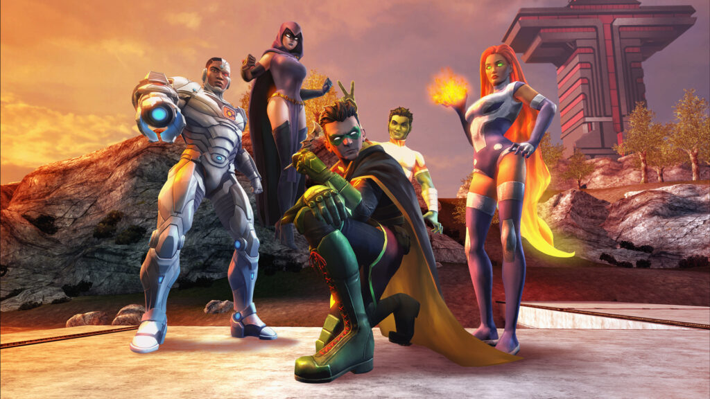 DC Universe Online Review by Its Visual