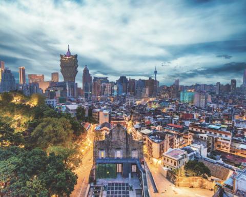 Negara Judi Terbesar di Asia