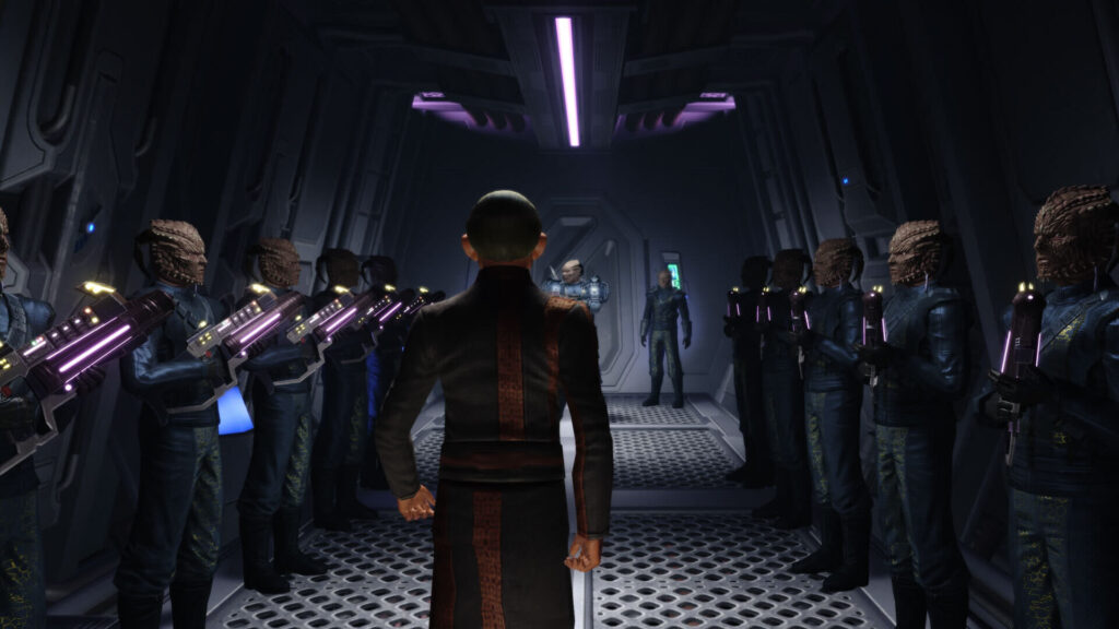 Star Trek Online Review for Its Visual Graphics