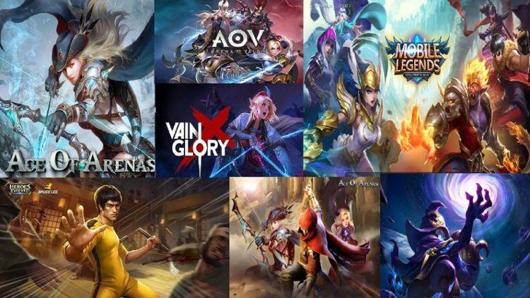 Game Multiplayer Pilihan