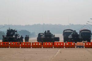 Anggota Badan Legislatif Myanmar Kabur Karena Dikejar Militer