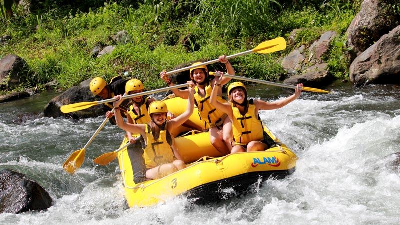 Rafting Terbaik di Bali, Rekomendasi untuk Para Wisatawan