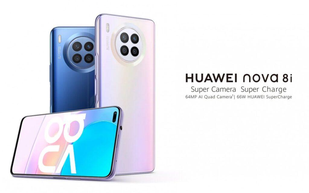 Andalkan Snapdragon 662, HUAWEI nova 8i resmi masuk pasar Asia Pasifik
